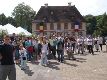 Jumelage Dison-Audincourt à Audincourt ces 11, 12 et 13 juin
