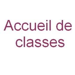 Accueil de classes