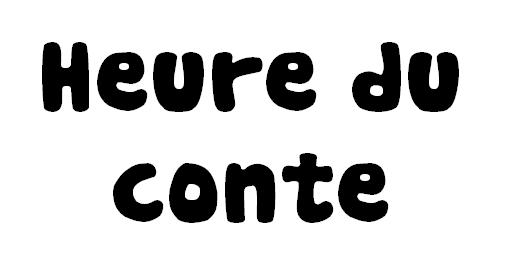 Logo Heure du conte