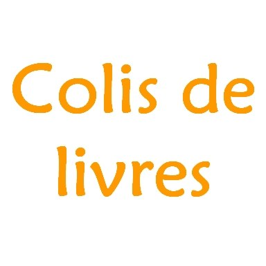 Logo - Colis de livre