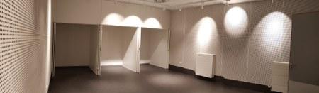 Des Studios de répétition disponibles au Tremplin
