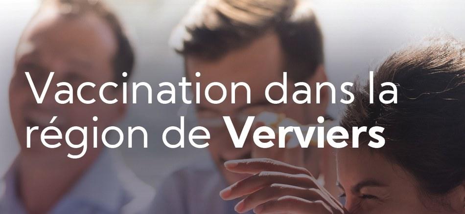 Covid-19 - Vaccination à Dison