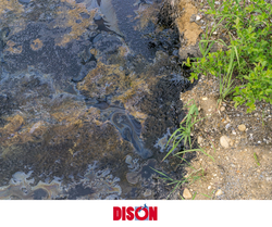 Inondations - Pollutions aux hydrocarbures