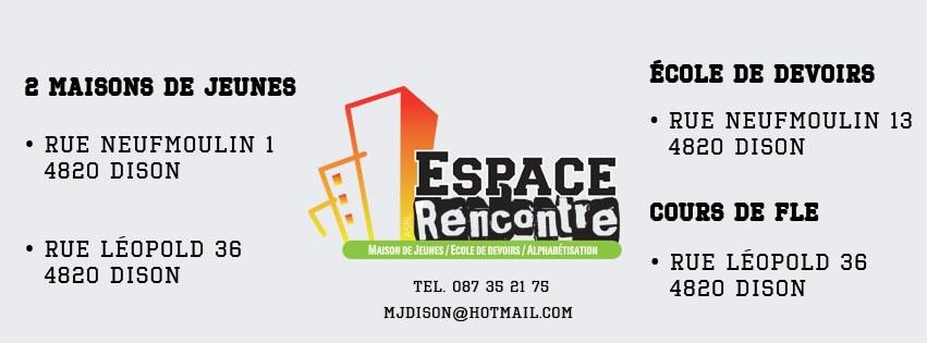 Affiche Espace Rencontre
