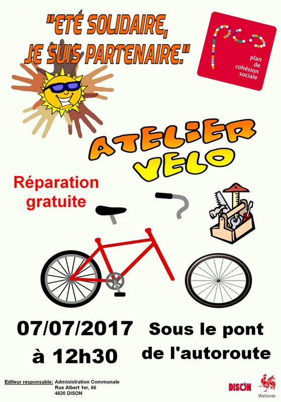 PCS   Atelier vélo Centre