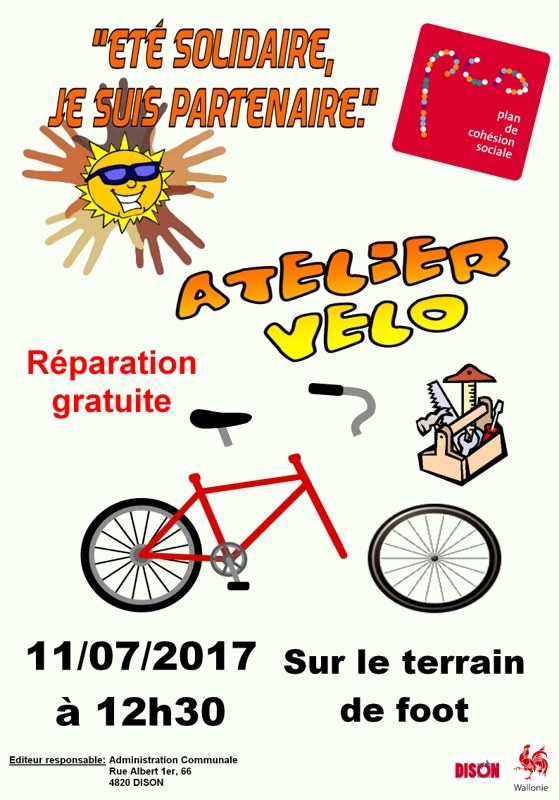 PCS   Atelier vélo Prémaghin