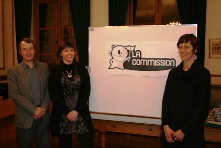 Lauréate Concours Logo