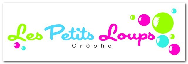 Logo Crèche les petits loups