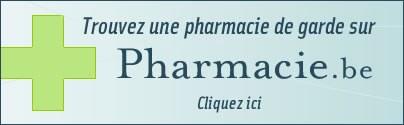 Logo pharmacie de garde