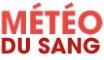 Logo meteo du sang