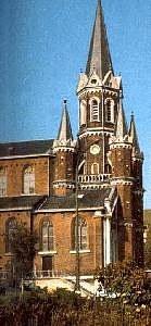 Eglise St Fiacre interieur