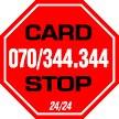 Card Stop