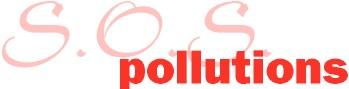 Logo sos pollution