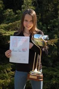 Lauréat Mérite Sportif 2008