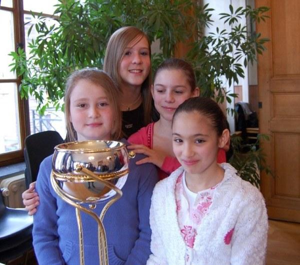 Mérite Sportif 2007